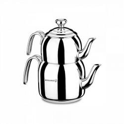 Korkmaz Droppa Mega Çaydanlık Takımı