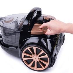Stilevs Spektron Premium Toz Torbasız Elektrikli Süpürge Rose