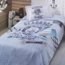 İpekçe Home 3D Baskılı Genç Yatak Örtüsü Seti