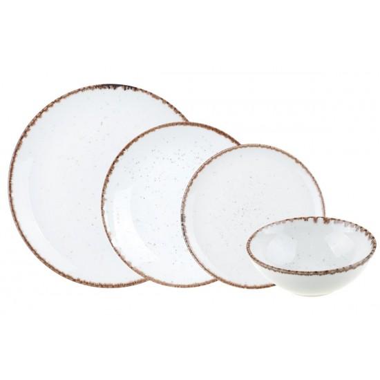 Bambum 24 Parça Granita Porselen Yemek Takımı