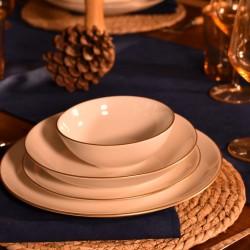 Bambum 24 Parça Diva Porselen Yemek Takımı