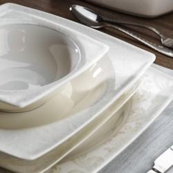 Schafer Wondel Yemek Takımı 60 Parça Beyaz-08