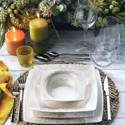 Schafer Wondel Yemek Takımı 60 Parça Beyaz-02