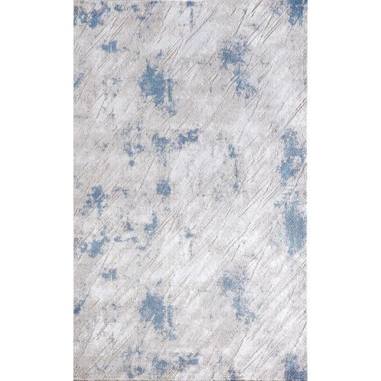 Koyunlu Arya AR003 Mavi 150x230 cm Modern Saçaksız Halı