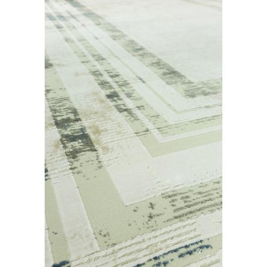 Koyunlu Arya AR011 Mavi 150x230 cm Modern Saçaksız Halı