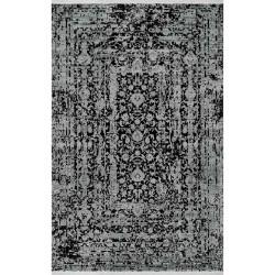 Koyunlu Tyana TY003 Gri 160x230 cm Klasik Saçaklı Halı