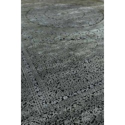 Koyunlu Tyana TY006 Lame 160x230 cm Modern Saçaklı Halı
