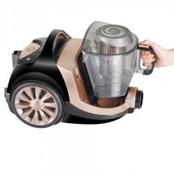 Arnica Tesla Premium Toz Torbasız Elektrikli Süpürge Rose