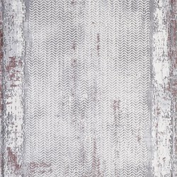 Artemis Halı Dior 5857C Vişne Gri 150x233 cm Halı