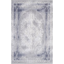 Artemis Halı Dior 5860A Mavi Gri 150x233 cm Halı
