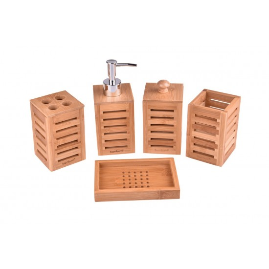 Bambum Aqua Banyo Seti