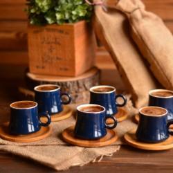 Bambum Harem 6 Kişilik Kahve Fincan Takımı