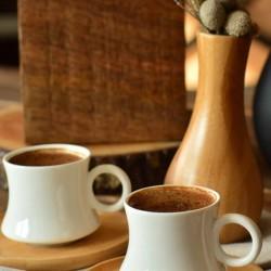 Bambum Largi 2 Kişilik Kahve Takımı