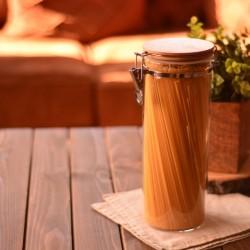 Bambum Mada Kilitli Cam Saklama Kabı 26 cm