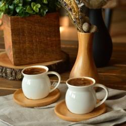 Bambum Torby 2 Kişilik Kahve Takımı