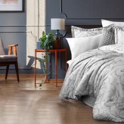 Golden Home Life Çift Kişilik Nevresim Takımı Barok Grey