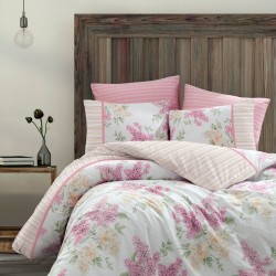 Golden Home Life Çift Kişilik Nevresim Takımı Burgeon Pink