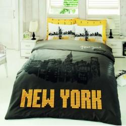 Paradise Çift Kişilik Nevresim Takımı Newyork
