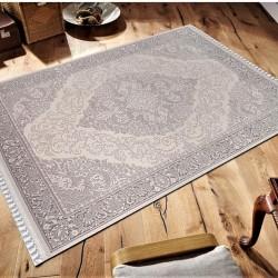 Sanat Halı Delüks 6980 Saçaklı 160x230 cm Halı