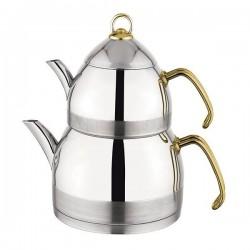 Schafer Fieber Çaydanlık Takımı 4 Parça Altın