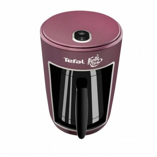 Tefal Köpüklüm Türk Kahve Makinesi Mor